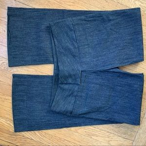 Alvin Valley dark blue jeans